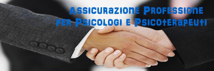 Assicurazione Professionale per Psicologi e Psicoterapeuti