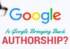 Google, AuthorShip e Personal Branding