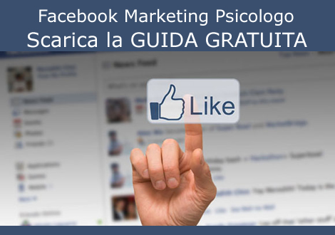 Guida Gratuita Facebook Marketing Psicologo