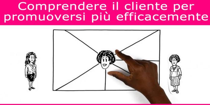 Comprendere il cliente per promuoversi più efficacemente