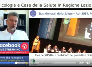 Psicologia e Case della Salute in Regione Lazio