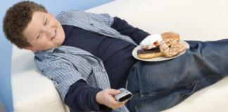 un bambino su cinque è sovrappeso